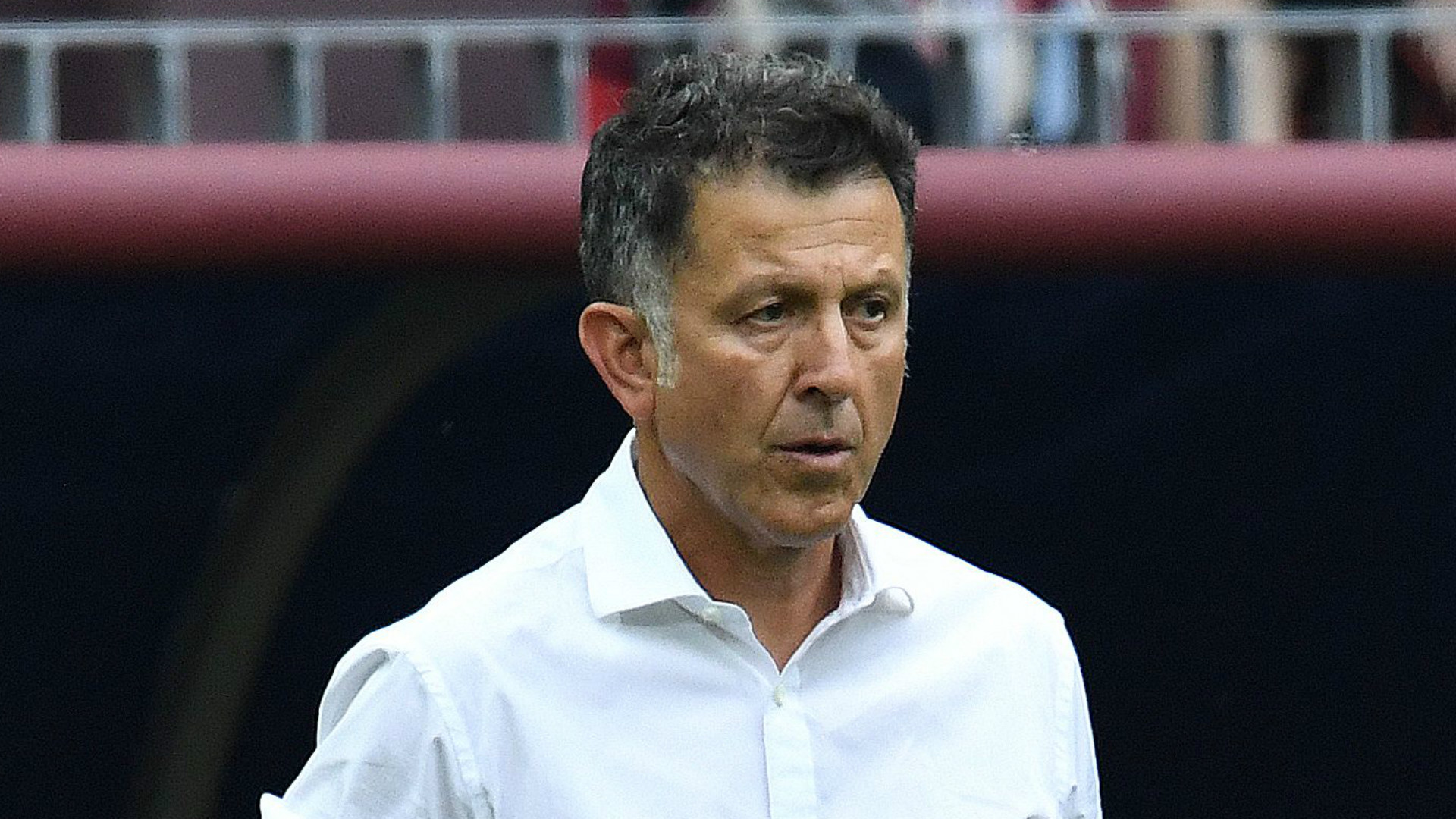 Juan Carlos Osorio Mexico World Cup 06172018