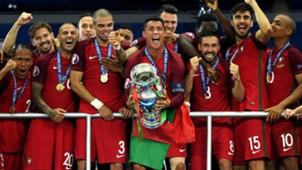 Portugal European Championship 10072016