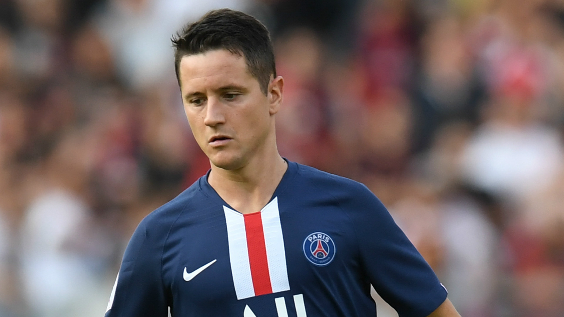 PSG new boy Herrera to miss up to four weeks with calf injury