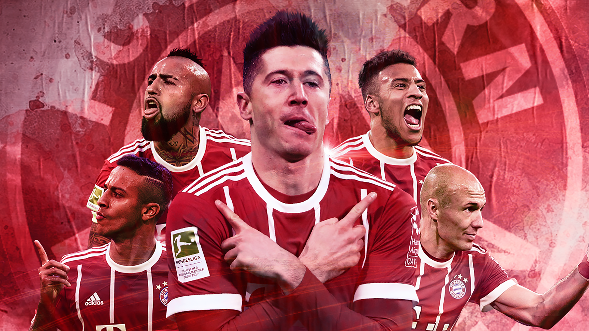 Bayern win at Augsburg to clinch sixth Bundesliga title in a row