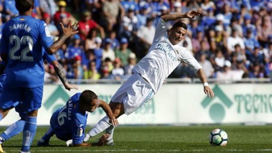 Cristiano Ronaldo Getafe Real Madrid LaLiga