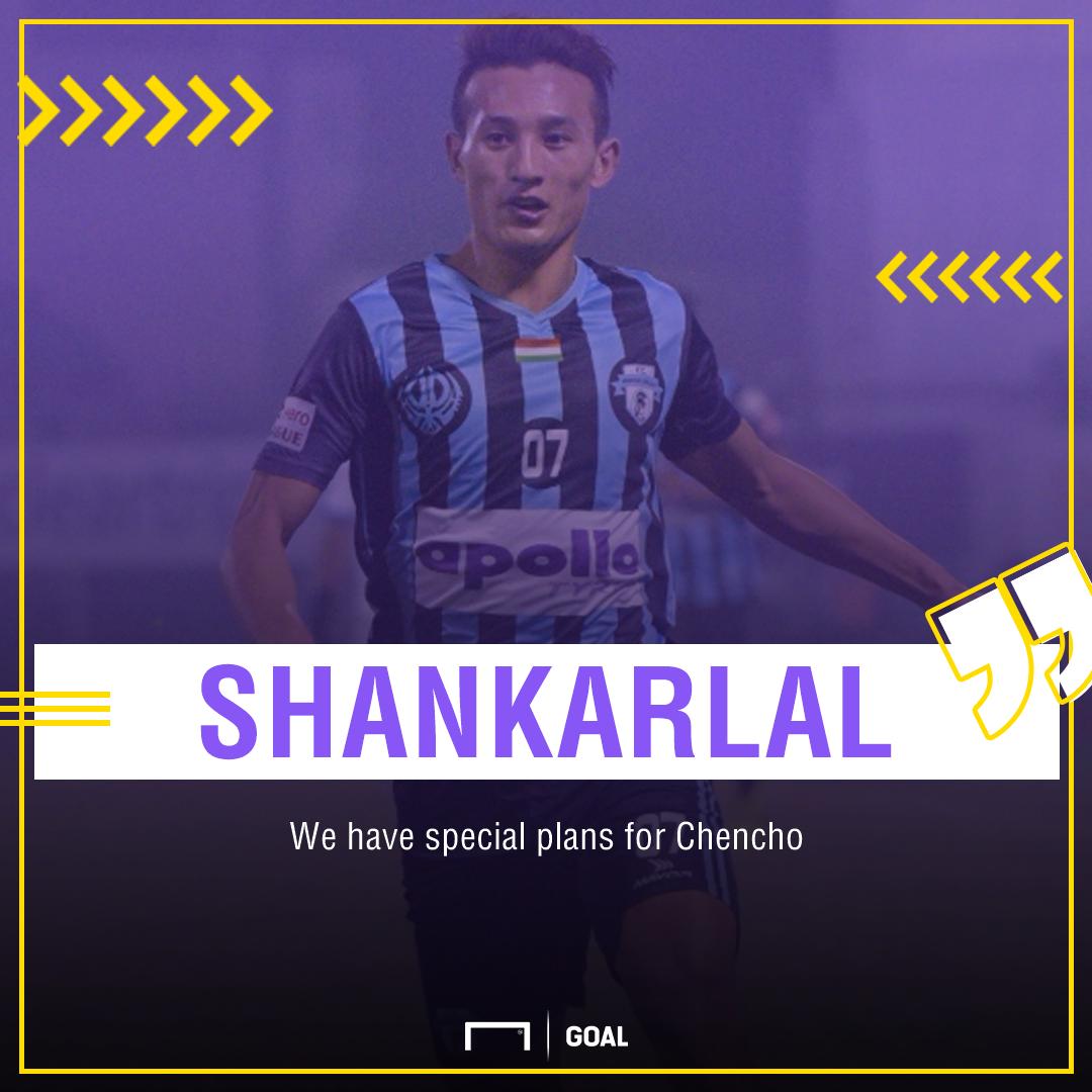 GFX Shankarlal Chencho Quote