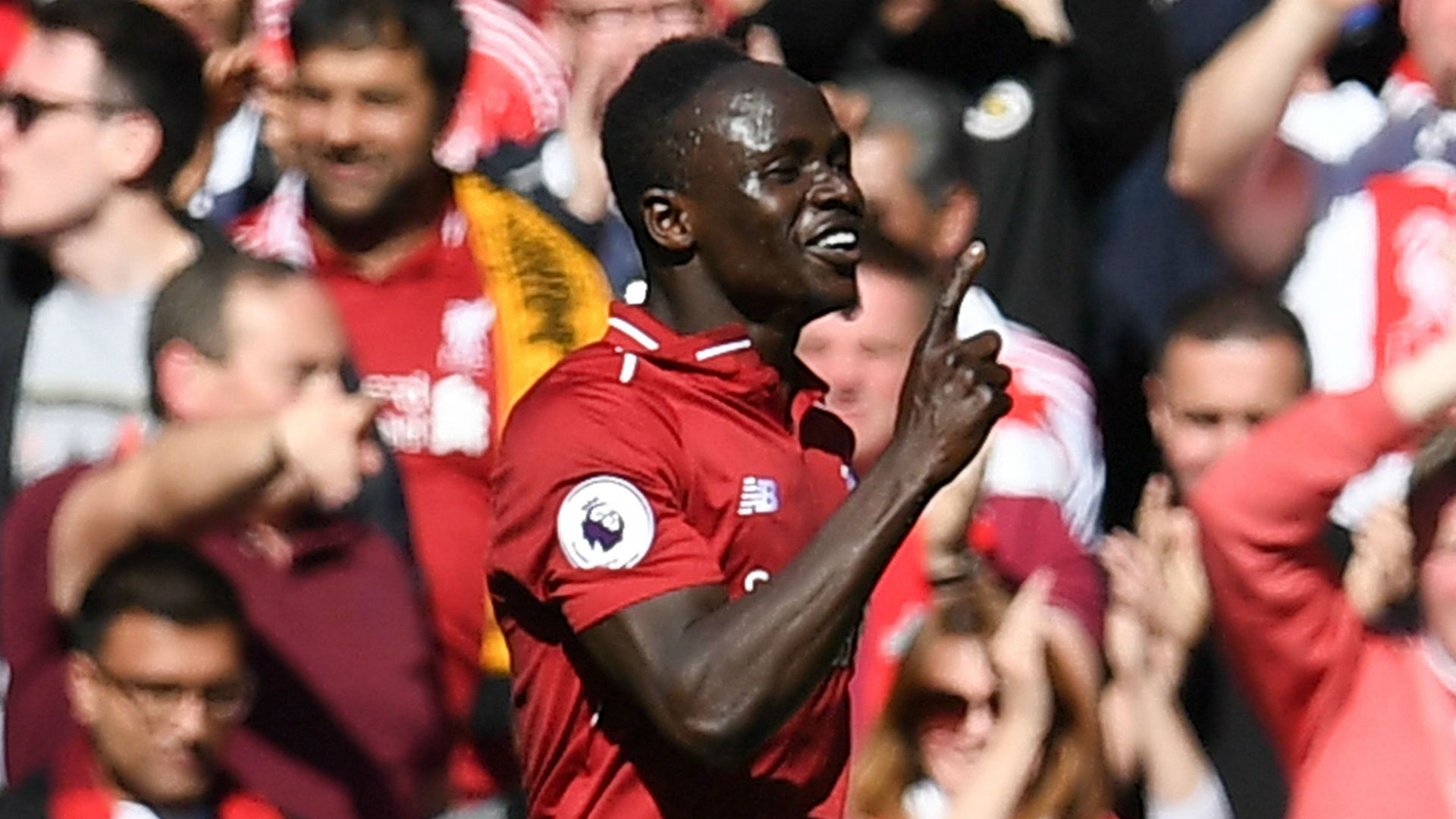 Liverpool Sadio Mane: We know what it is like to play in the Champions League final