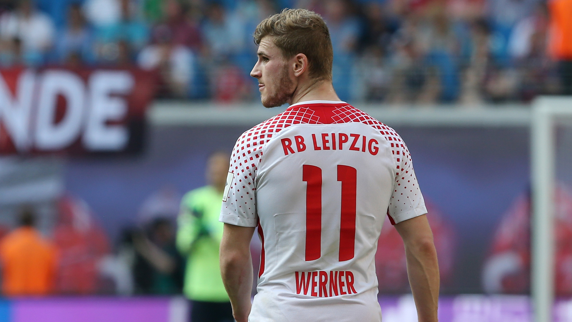 Timo Werner RB Leipzig 21042018