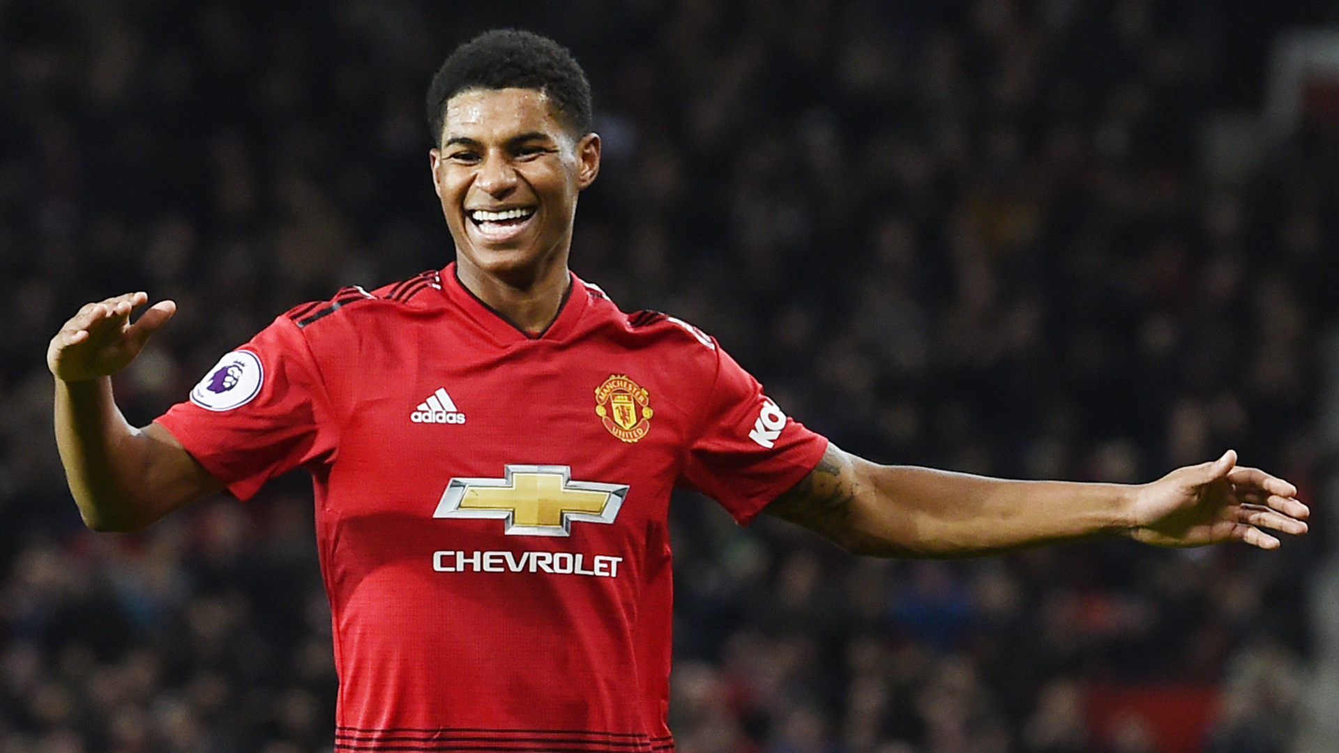 'Who is this kid?' - Smalling reveals moment Man Utd stars took notice of Rashford in 2016 training match