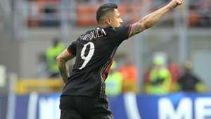 Lapadula Milan Serie A