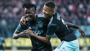 David Neres, Bertrand Traoré, NEC - Ajax, 08042017