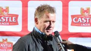 Peter Butler: Former Botswana coach unveiled as Liberia boss