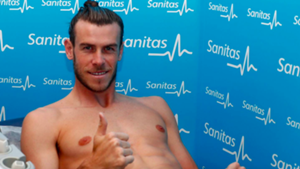 Gareth Bale Real Madrid pruebas médicas