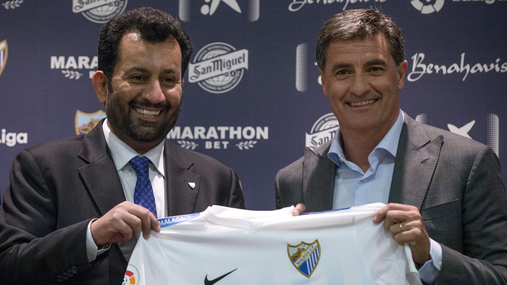 Qatarien, le président de Malaga demande du renfort au PSG