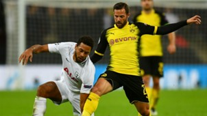 Mouse Dembele Gonzalo Castro Tottenham Borussia Dortmund Champions League