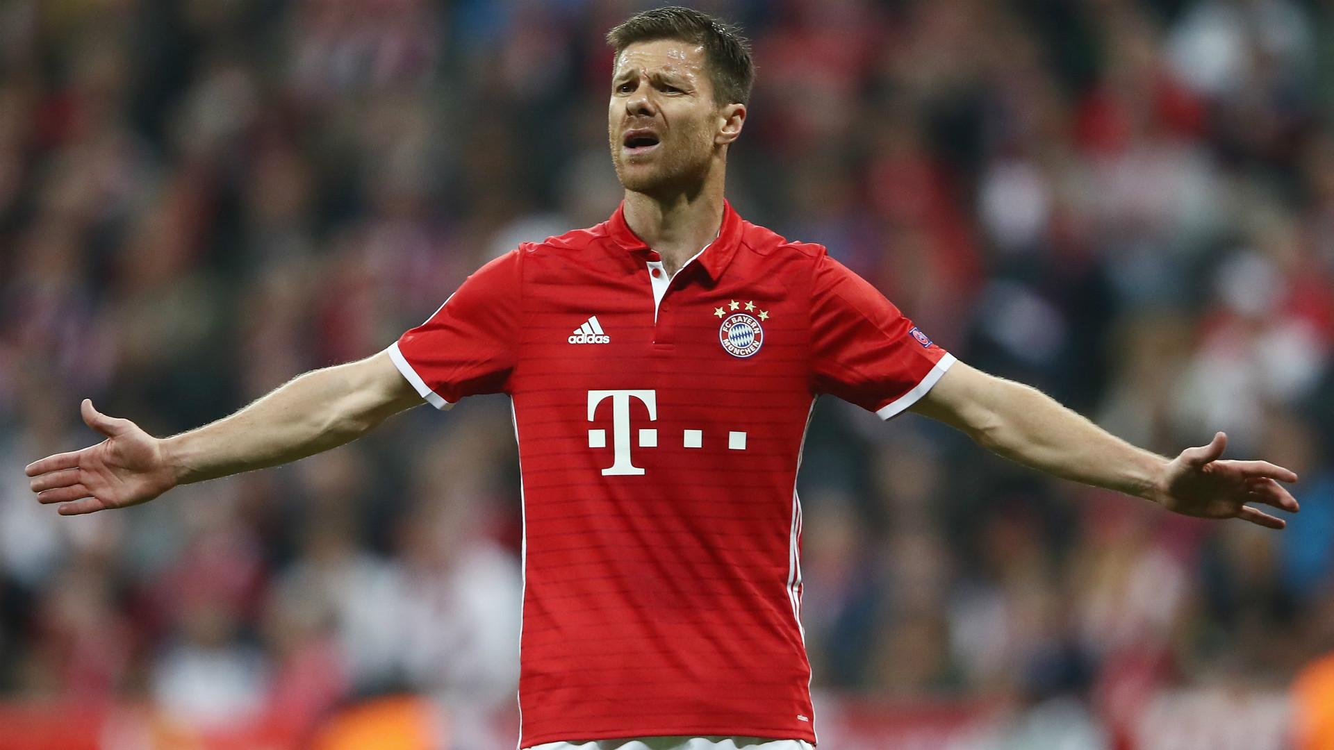 Xabi Alonso Bayern Munich Champions League