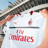 AC Milan - Away Kit 2018/19