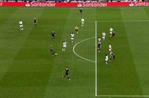 Fuera de juego Tottenham Ajax