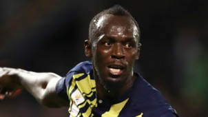 Usain Bolt Central Coast Mariners 2018-19