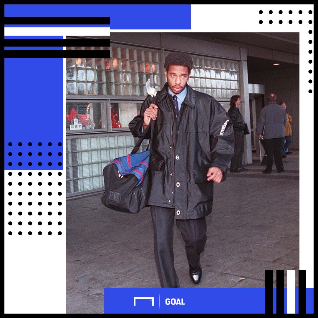 Thierry Henry Monaco PS