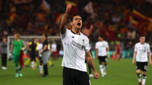 Dejan Lovren Liverpool Roma