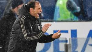 Massimiliano Allegri Lazio Juventus