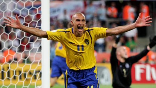Larsson Sweden World Cup 2006