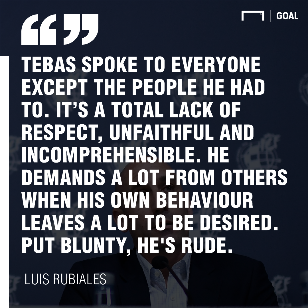 Rubiales PS quote