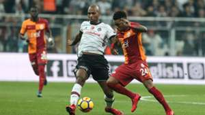Ryan Babel Garry Rodrigues Besiktas Galatasaray 12022017