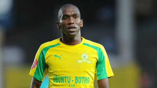 Anele Ngcongca of Mamelodi Sundowns