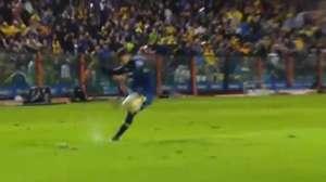 Captura TV Mauro Zarate Boca Godoy Cruz Copa Superliga 050519