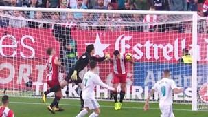 Benzema penalti Girona