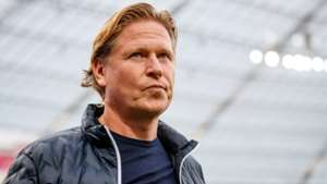 Markus Gisdol, Leverkusen - Hamburger SV, Bundesliga, 09242017