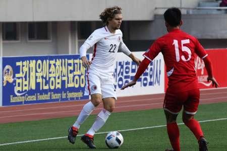 Asian Cup qualifer, Hong Kong 0:2 lost to North Korea.