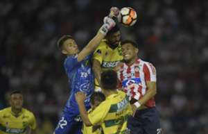 Junior - Defensa y Justicia Copa Sudamericana 2018