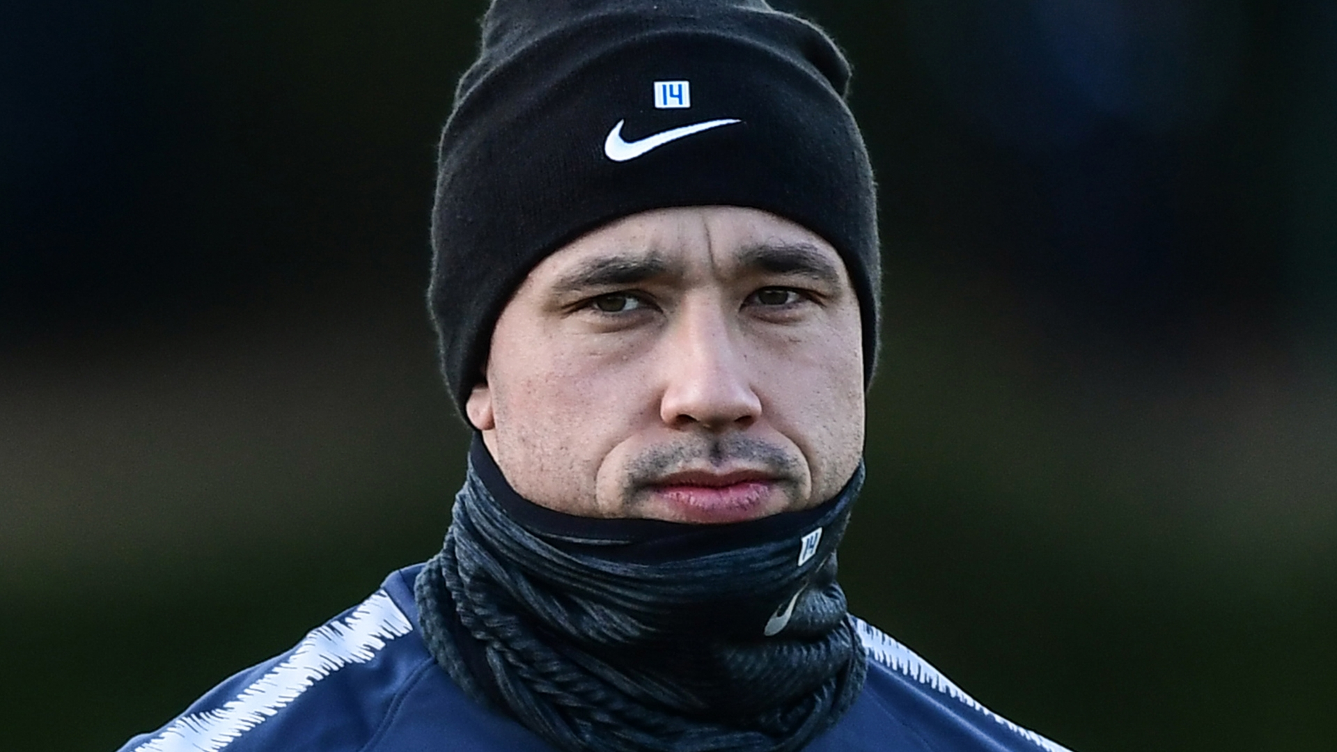 Radja Nainggolan, Inter training