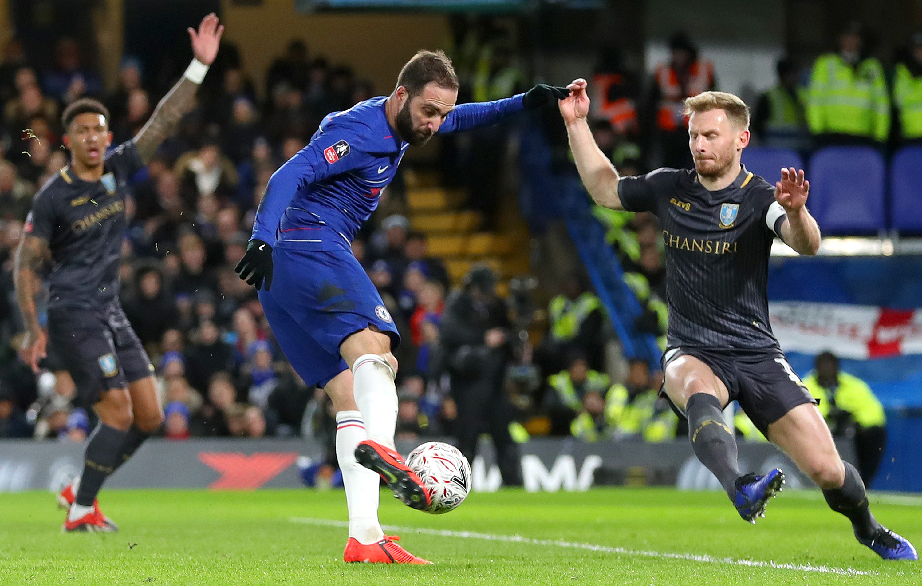 Chelsea 3-0 Sheffield Wednesday FA Cup