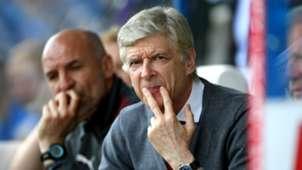 Arsene Wenger Arsenal Huddersfield Town Premier League