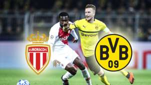 AS Monaco BVB Borussia Dortmund TV LIVE STREAM DAZN Champions League