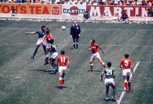 Las camisetas de México en los Mundiales  e4a15117a1f34