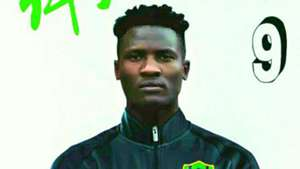 Michael Olunga unveiled at China