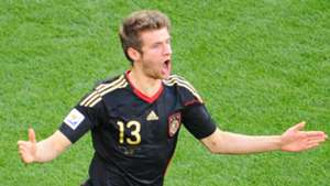 Thomas Muller FIFA World Cup South Africa 2010
