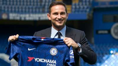 Frank Lampard Chelsea 2019