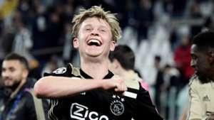 2019-04-17 De Jong Ajax