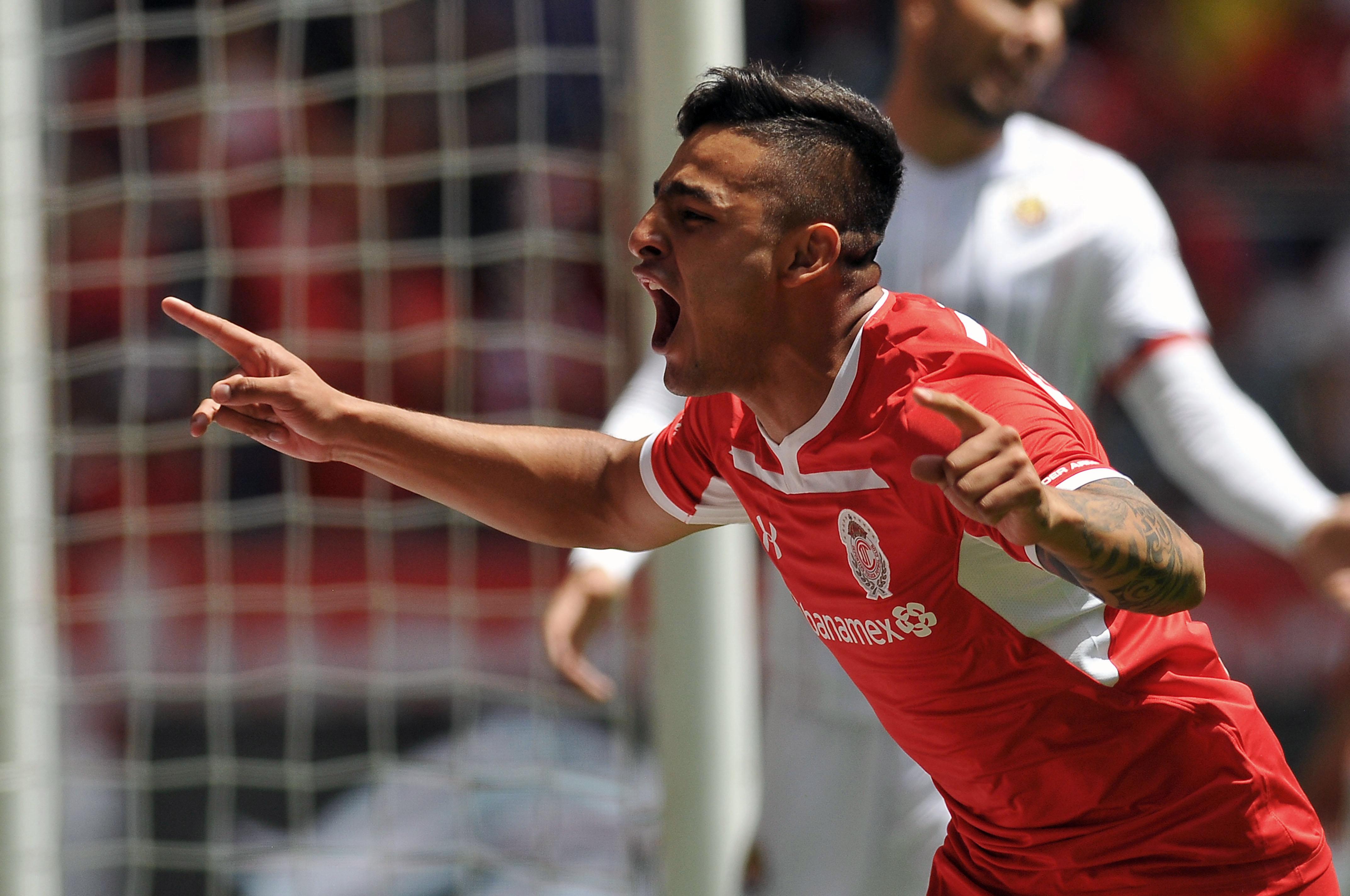 Alexis Vega, en la mira de un club europeo