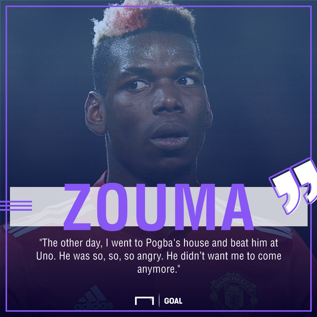 Pogba Zouma graphic