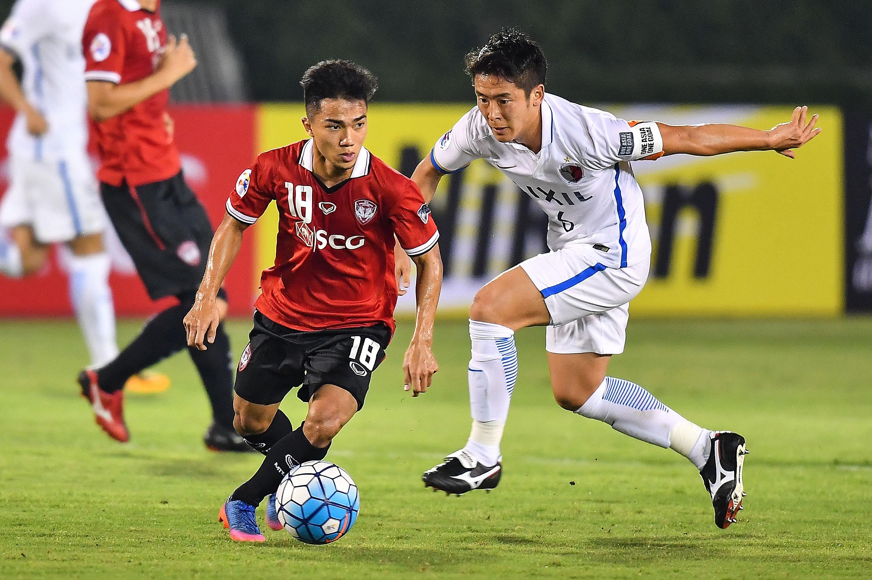 Chanathip, Muangthong United
