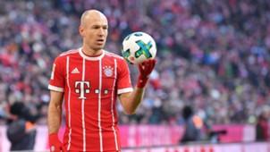 Arjen Robben FC Bayern 24022018