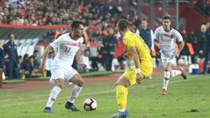 Cengiz Under Mert Muldur Turkey Ukraine Friendly 11202018