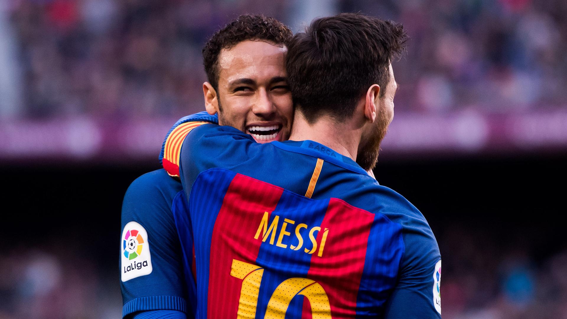 Neymar Fc Barcelona Wallpaper