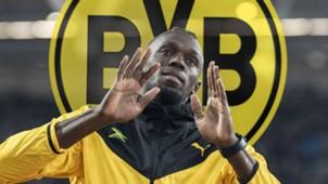 ONLY GERMANY Usain Bolt Borussia Dortmund