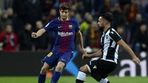 Sergi Roberto Barcelona Levante LaLiga
