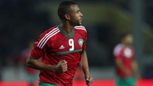 Ayoub El Kaabi Morocco CHAN 2018