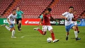 Sutan Diego Armando Oriando Zico - Timnas U-16